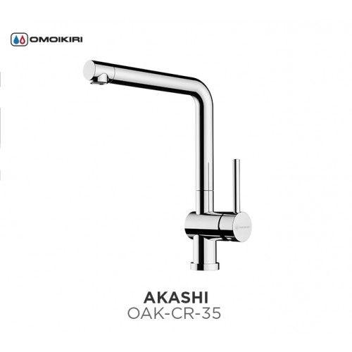 Смеситель для кухни Omoikiri Akashi OAK-CR-35