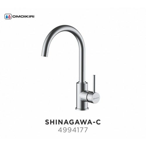 Смеситель для кухни Omoikiri Shinagawa-C 4994177