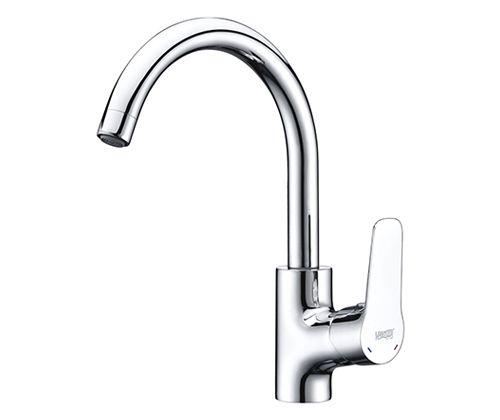 Смеситель для кухни WasserKRAFT Lippe 4507 хром