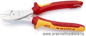 Кусачки боковые особой мощности KNIPEX 74 06 200T