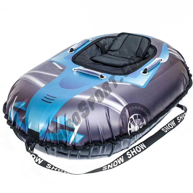 Тюбинг-машинка Snow Cars Bolide