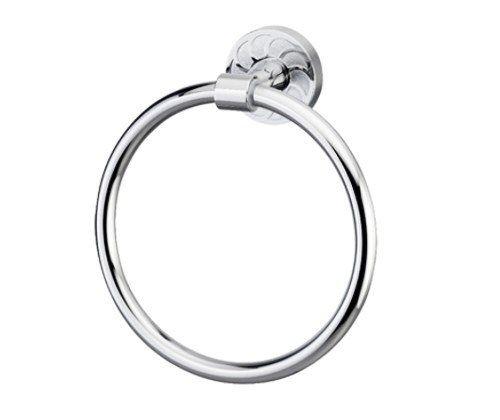 Держатель полотенец кольцо WasserKRAFT Isen К-4060