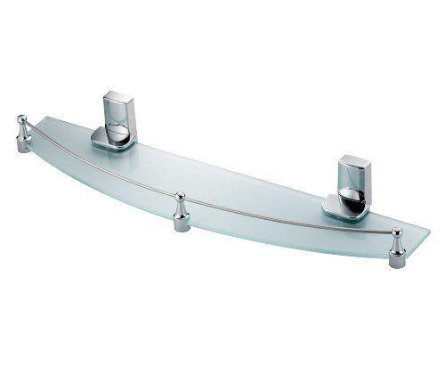 Полка стеклянная WasserKRAFT Leine К-5024