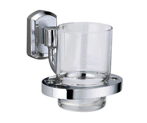 Подстаканник стеклянный WasserKRAFT Oder K-3028