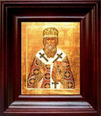 Макарий, митрополит Московский (21х24), простой киот