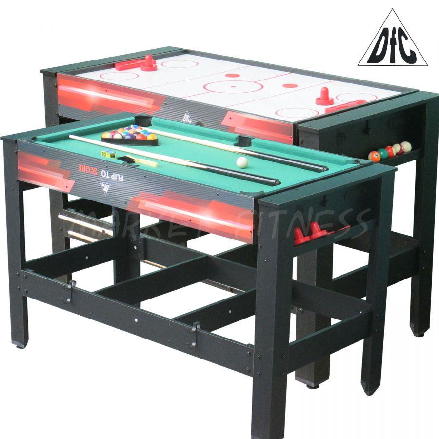 Игровой стол-аэрохоккей/бильярд DFC DRIVE 2 в 1