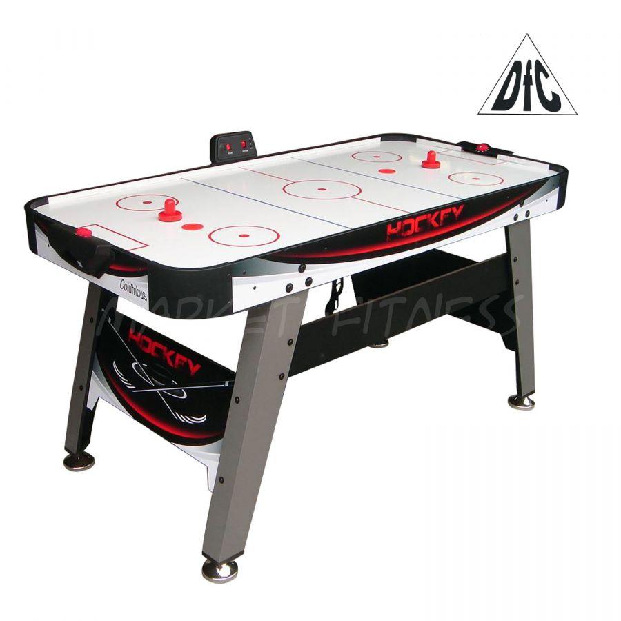 Игровой стол-аэрохоккей/теннис DFC Columbus 2 в 1