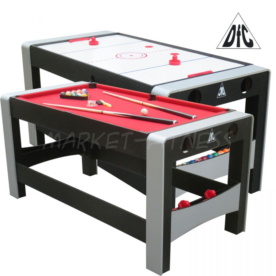 Игровой стол DFC FERIA 2 в 1