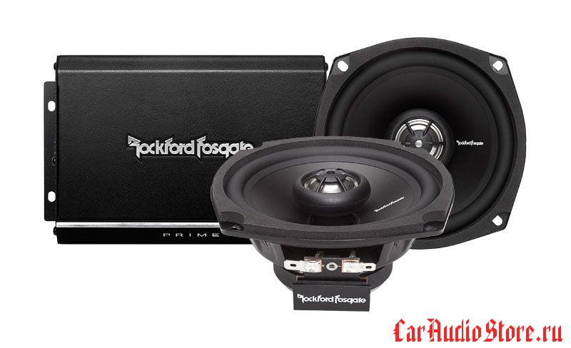 Rockford Fosgate R1-HD2-9813