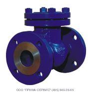 Затвор /клапан обратный поворотный КОП 100-40 19с53нж нефть 20Л