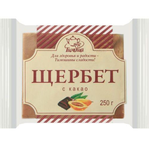 """Щербет с какао """"Тимошин""""/4 (уп.)"""