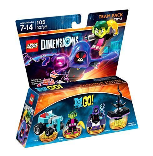 Lego Dimensions 71255 Team Pack (Teen Titans GO!)