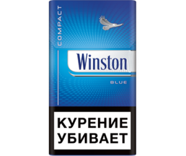Сигареты Winston Compact Plus Blue