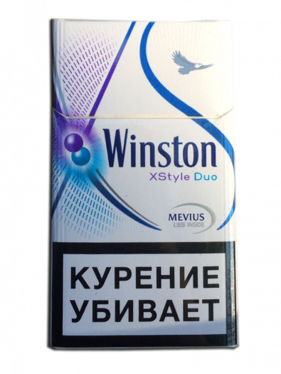 Сигареты Winston XStyle Plus Duo
