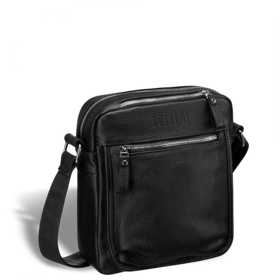 Вертикальная сумка через плечо BRIALDI Todi (Тоди) relief black