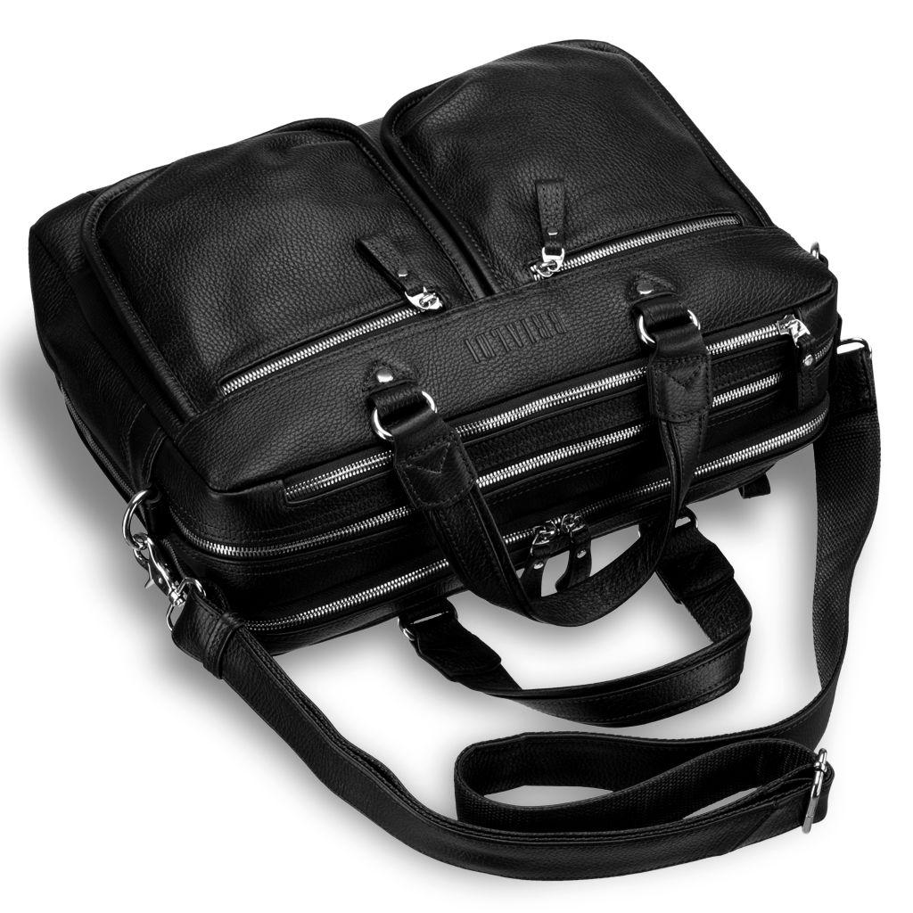 09c4d2f83e1e Вместительная деловая сумка с двумя отделениями BRIALDI Arce (Арчи ...