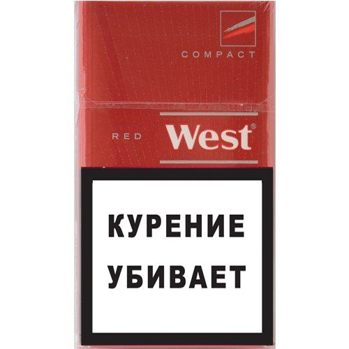 Сигареты West Compact Red