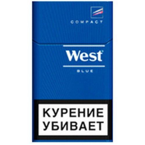 Сигареты West Compact Blue
