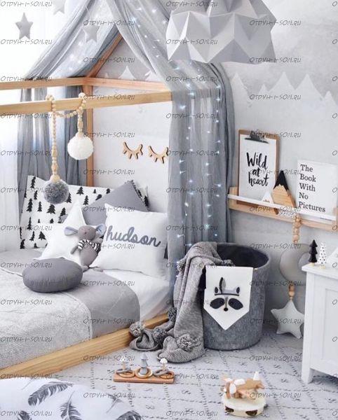 Кровать-Домик №Д4