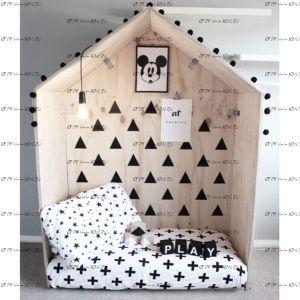 Кровать Домик №14 Wood