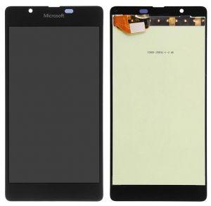 LCD (Дисплей) Microsoft Lumia 540 (в сборе с тачскрином)