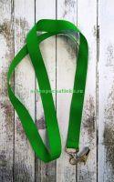Лента для бейджей (ланьярд), зеленый