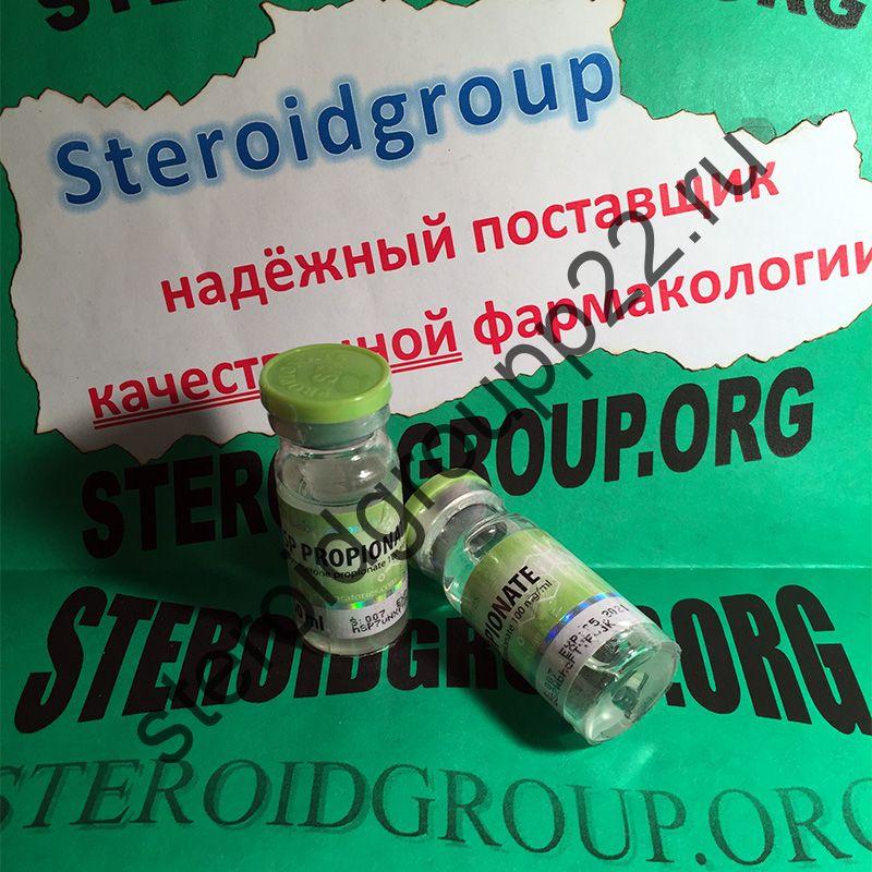 TESTOSTERONE PROPIONATE (SP Laboratories). 1 флакон * 10 мл.