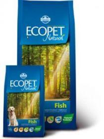 Ecopet Natural Fish mini (Экопет Нэчурал для взрослых собак мелких пород с рыбой)