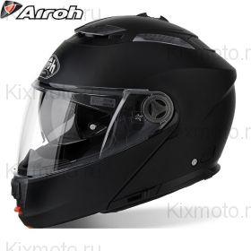 Шлем Airoh Phantom S, Черный матовый