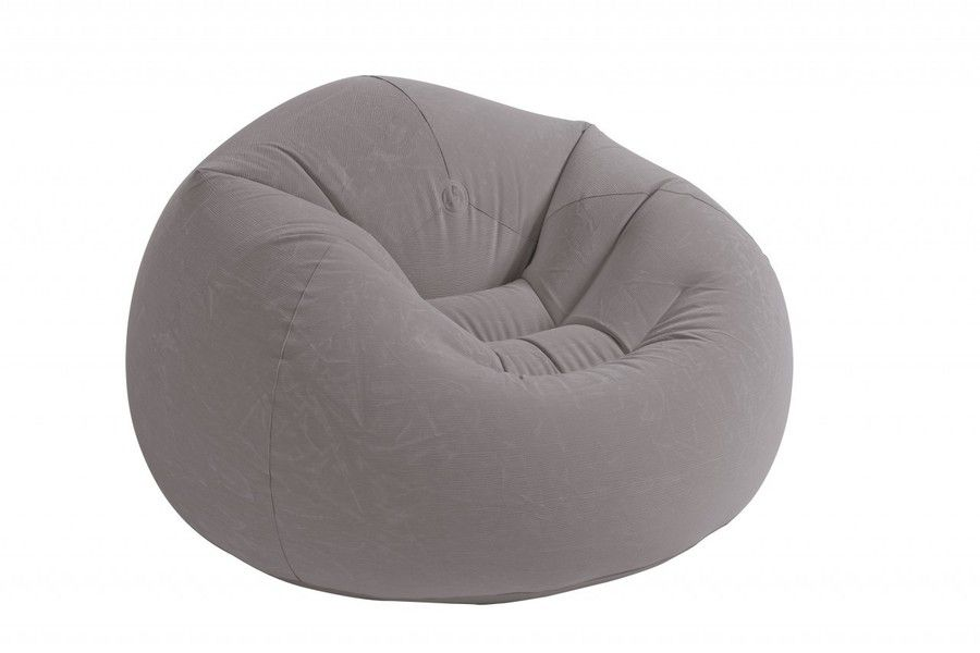 Кресло надувное Intex (68579) Beanless Bag Chair