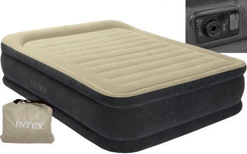 Надувная кровать Intex (64404) Premium Comfort Queen