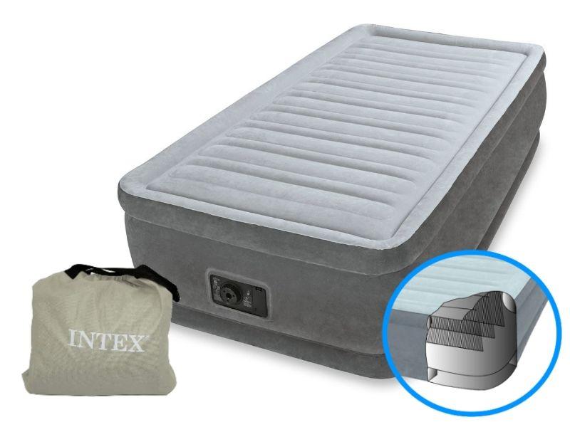 Надувная кровать Intex (64412) Comfort-Plush