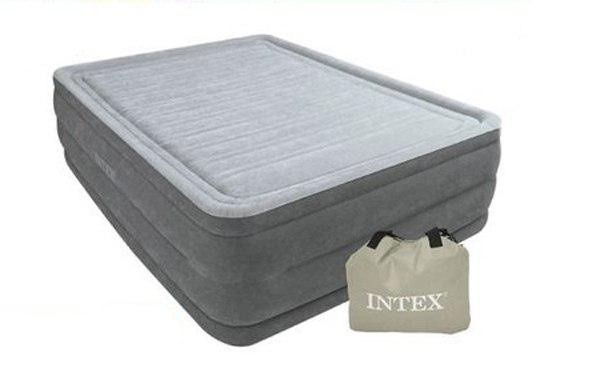 Надувная кровать Intex (64418) Comfort Plush Queen