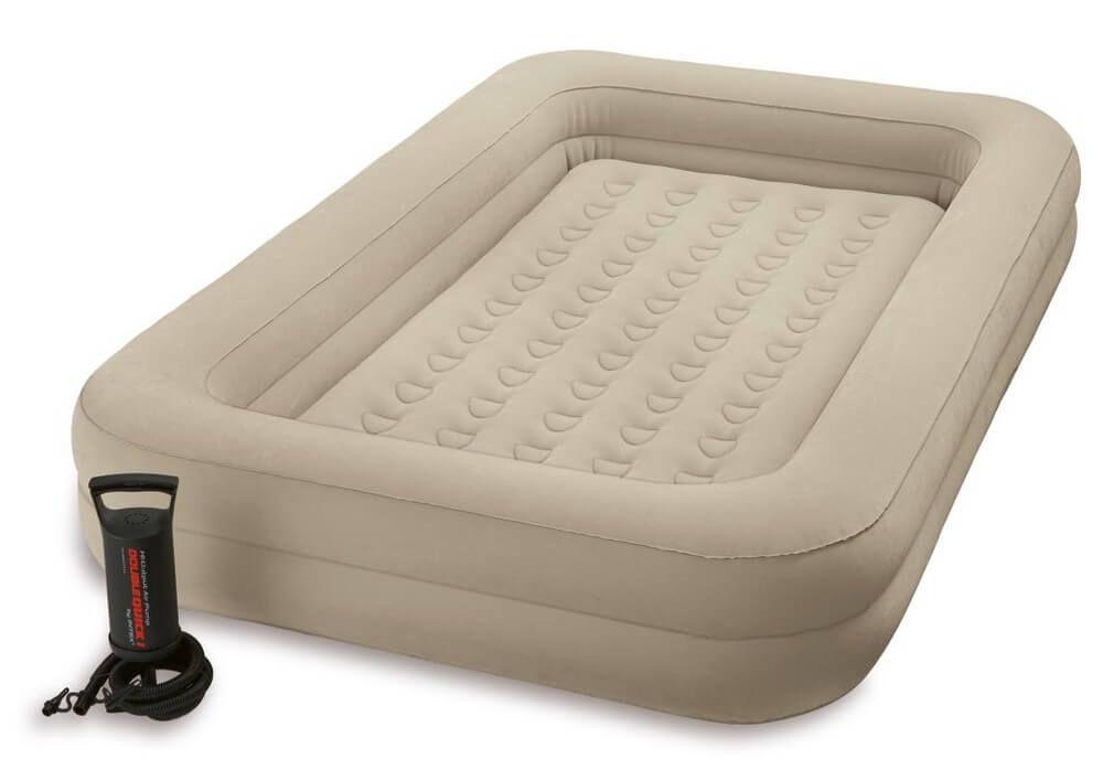 Надувная кровать Intex (66810) Kids Travel Bed Set