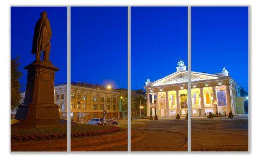 Модульная картина Брянск