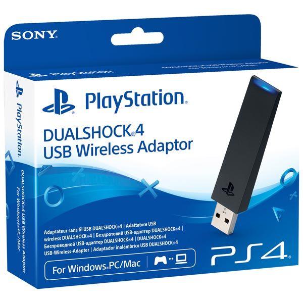 Ресивер USB адаптер DualShock 4 для PC CUH-ZWA1E