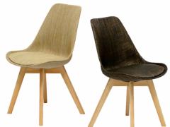 Кресло N-12-2 Eames Buche рогожка