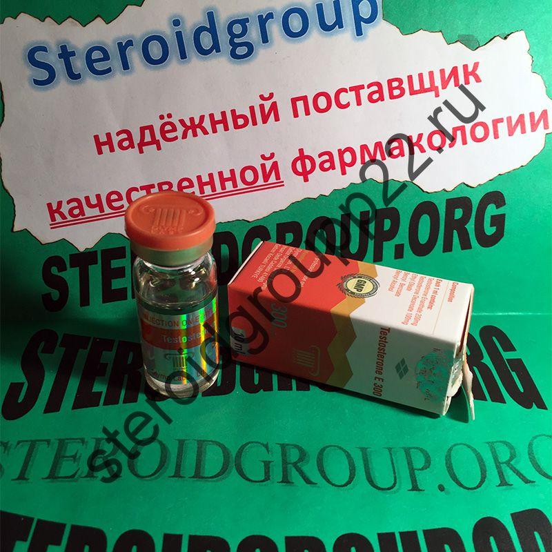 TESTOSTERONE E 300 (ЭНАНТАТ).  OLYMP. 1 флакон * 10 мл.