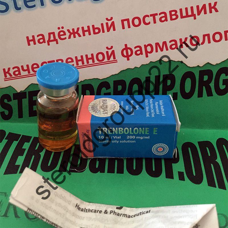 TRENBOLONE E (ТРЕНБОЛОН 200 мг.). 1 флакон * 10 мл.
