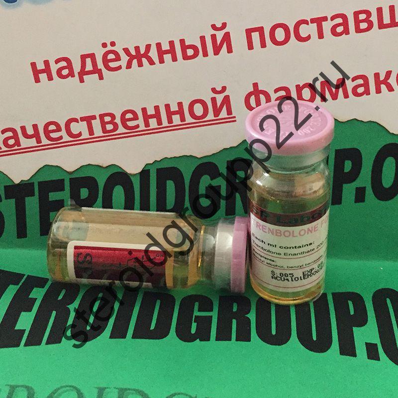 TRENBOLONE E (ТРЕНБОЛОН 200 мг). SP Laboratories