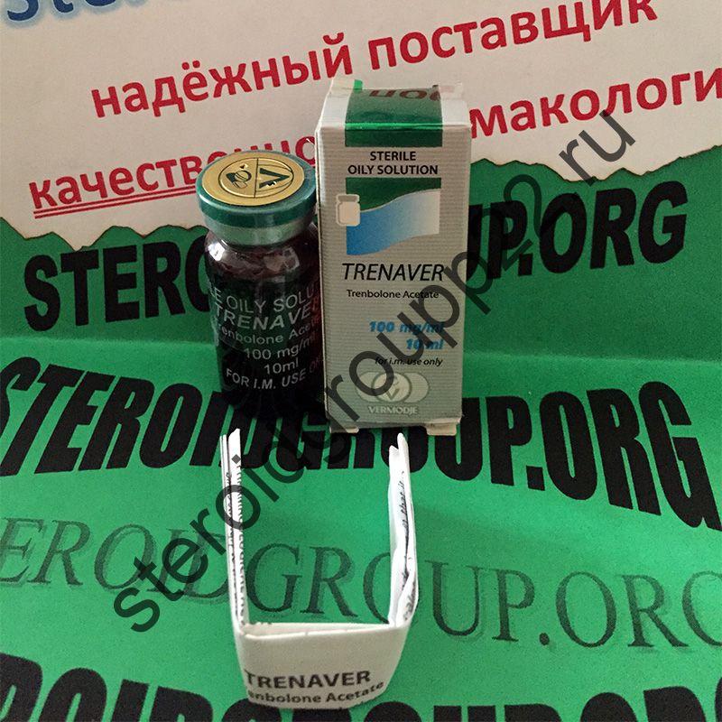 TRENAVER (ТРЕНАВЕР) Trenbolone Acetate. 1 флакон * 10 мл.