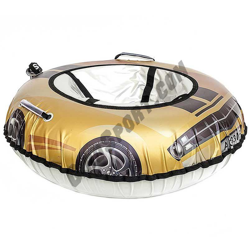Тюбинг машинка Camaro 105см