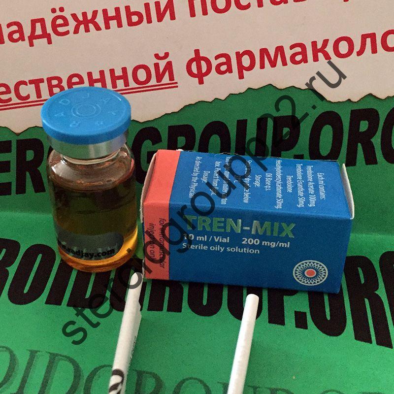TREN-MIX (ТРЕНБОЛОН МИКС). 1 флакон * 10 мл.