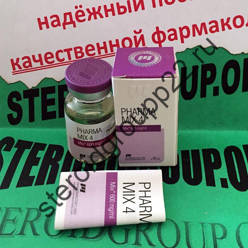 PharmaMix-4 600mg/ml 10ml