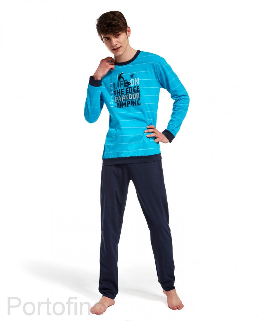967-27 Пижама подростковая Cornette
