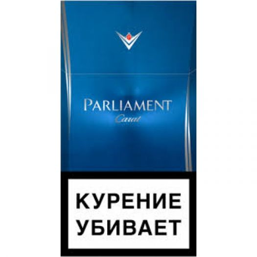 Сигареты Parliament Carat Синий