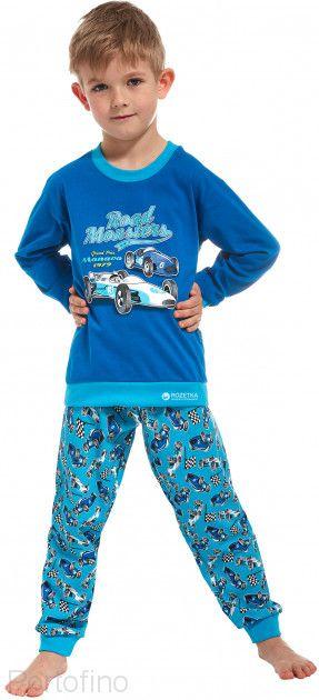 593-59 Пижама для мальчика длинный рукав Cornette