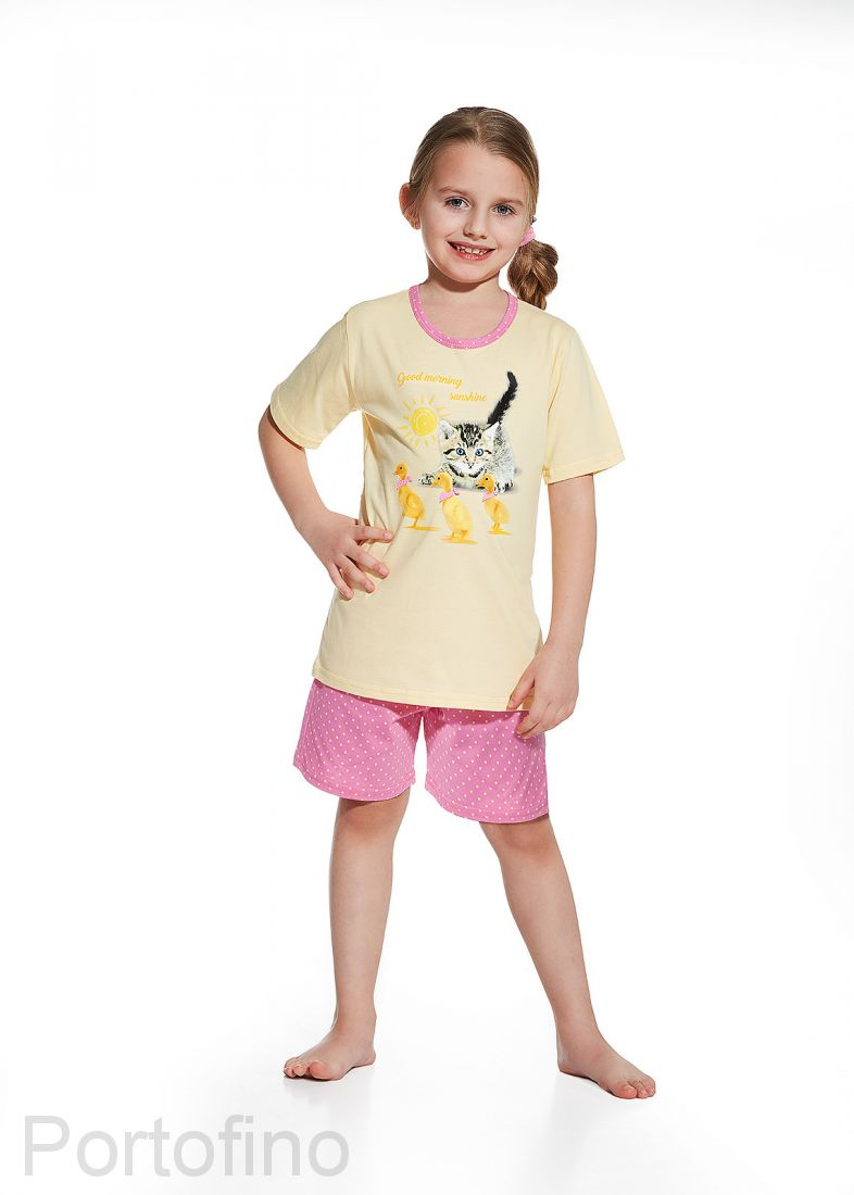 787-49 Детская пижама Cornette