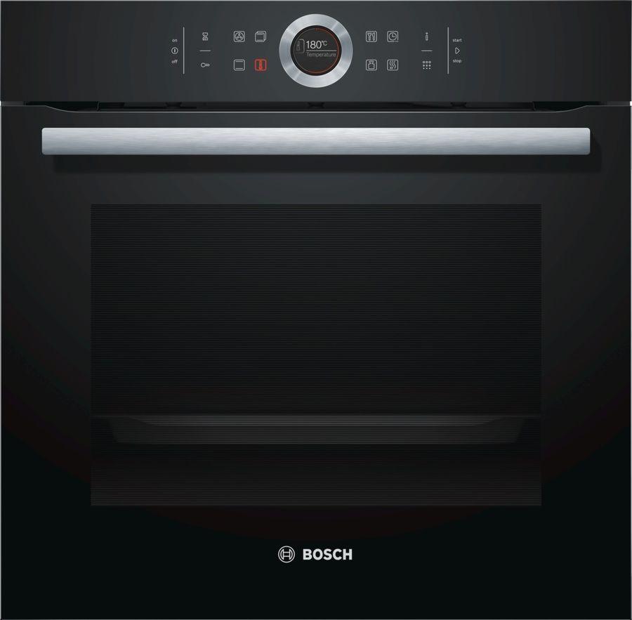 Встраиваемая электрическая духовка Bosch HBG6750B1