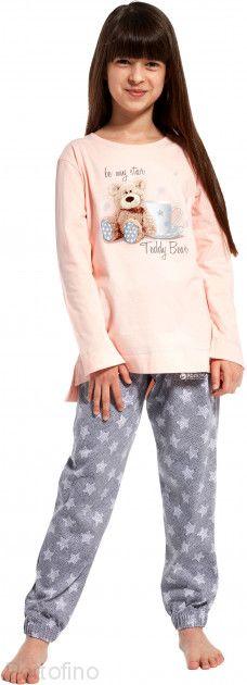 780-84 Пижама для девочки длинный рукав Cornette